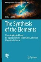 The Synthesis of the Elements