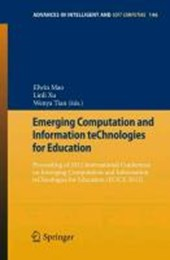 Emerging Computation and Information teChnologies for Education