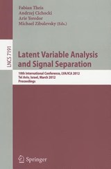 Latent Variable Analysis and Signal Separation | auteur onbekend |