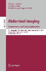 Abdominal Imaging Computational and Clinical Applications |  |