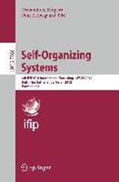 Self-Organizing Systems |  |