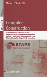 Compiler Construction |  |