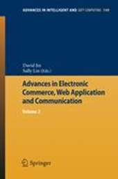 Advances in Electronic Commerce, Web Application and Communication |  |