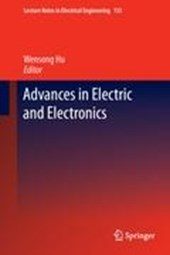 Advances in Electric and Electronics
