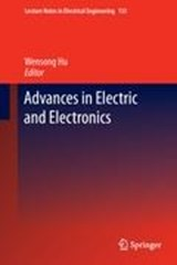 Advances in Electric and Electronics |  |
