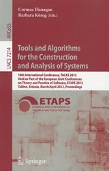 Tools and Algorithms for the Construction and Analysis of Systems | auteur onbekend |