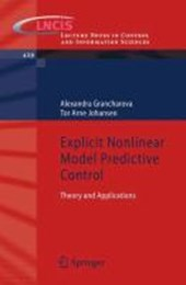 Explicit Nonlinear Model Predictive Control