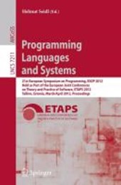 Programming Languages and Systems |  |