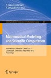 Mathematical Modelling and Scientific Computation |  |