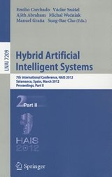 Hybrid Artificial Intelligent Systems | auteur onbekend |