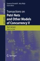Transactions on Petri Nets and Other Models of Concurrency V |  |