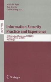 Information Security Practice and Experience |  |