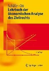 Lehrbuch Der OEkonomischen Analyse Des Zivilrechts