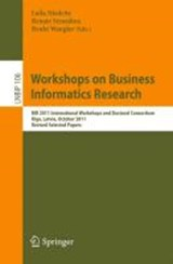 Workshops on Business Informatics Research | auteur onbekend |
