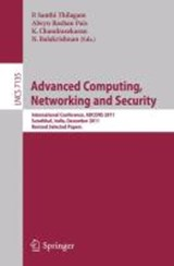 Advanced Computing, Networking and Security | auteur onbekend |