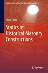 Statics of Historic Masonry Constructions | Mario Como |