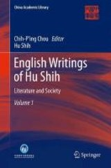 English Writings of Hu Shih | Hu Shih |