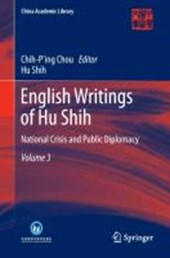 English Writings of Hu Shih