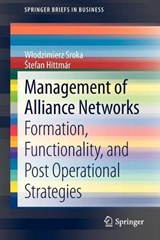 Management of Alliance Networks | stefan Hittmár |
