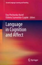 Language in Cognition and Affect