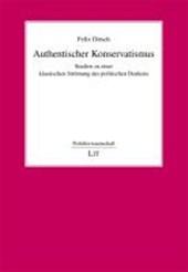 Authentischer Konservatismus