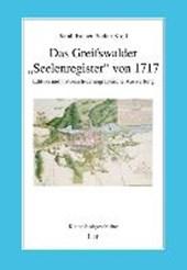 """Das Greifswalder """"Seelenregister"""" von"""