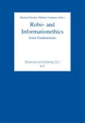 Robo- and Informationsethics |  |