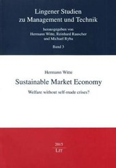 Sustainable Market Economy | Hermann Witte |