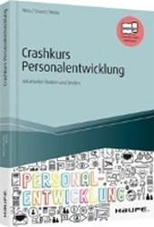 Crashkurs Personalentwicklung - inkl. Arbeitshilfen online