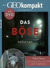 GEOkompakt mit DVD 49/2016 - Das Böse nebenan