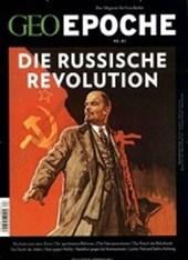 GEO Epoche mit DVD 83/2017 - Die russische Revolution