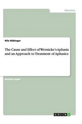 Cause and Effect of Wernicke's Aphasia and an Approach to Tr