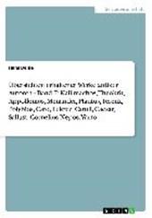Übersichten erhaltener Werke antiker Autoren - Band 7: Kallimachos, Theokrit, Appollonios, Menander, Plautus, Terenz, Polybios, Cato, Lukrez, Catull, Caesar, Sallust, Cornelius Nepos, Varro