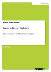 Issues in Literary Stylisitcs