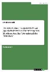"""Höflichkeit durch Sozialdeixis in der japanisch-deutschen Übersetzung von Murakami Harukis """"Die unheimliche Bibliothek"""""""