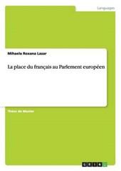 La place du français au Parlement européen