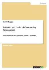 Potential and Limits of Outsourcing Procurement | Martin Ruppe |