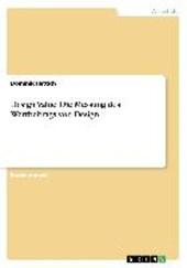 Design Value: Die Messung des Wertbeitrags von Design