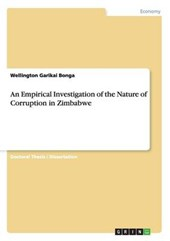 An Empirical Investigation of the Nature of Corruption in Zimbabwe
