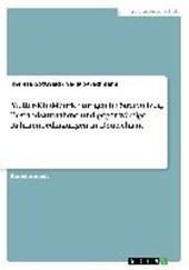 Mutter-Kind-Einrichtungen im Strafvollzug. Bestandsaufnahme und gegenwärtige Rahmenbedingungen in Deutschland