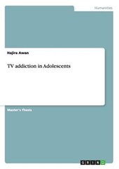 TV addiction in Adolescents
