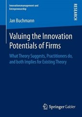 Valuing the Innovation Potentials of Firms | Jan Alexander Buchmann |