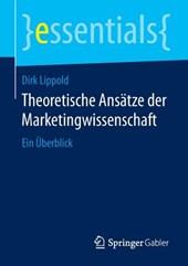Theoretische Ansätze der Marketingwissenschaft