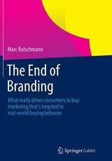 The End of Branding | Marc Rutschmann |