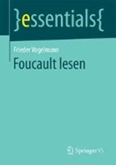 Foucault lesen