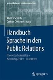 Handbuch Sprache in den Public Relations