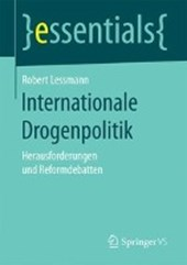 Internationale Drogenpolitik | Robert Lessmann |