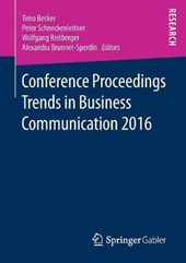 Conference Proceedings Trends in Business Communication