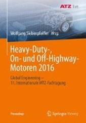 Heavy-Duty-, On- und Off-Highway-Motoren