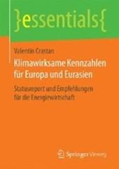 Klimawirksame Kennzahlen für Europa und Eurasien